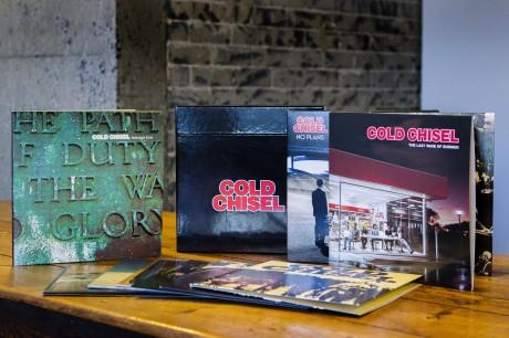 3 new vinyls